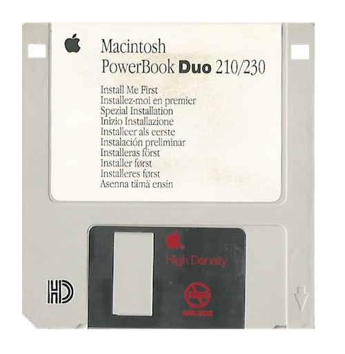 Macintosh PowerBook Duo 210/230